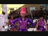 Nicki Minaj &amp will.I.Am - Your Love &amp Check It Out (Video Music Awards Pre-Show, 2010)