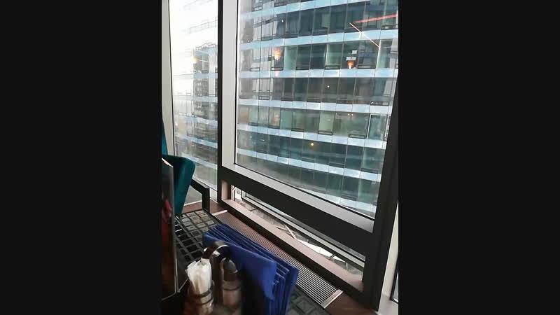 Кальянная на 54 этаже