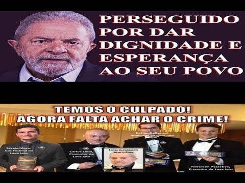 Lula preso contra os fatos, a justiça e a verdade! E agora