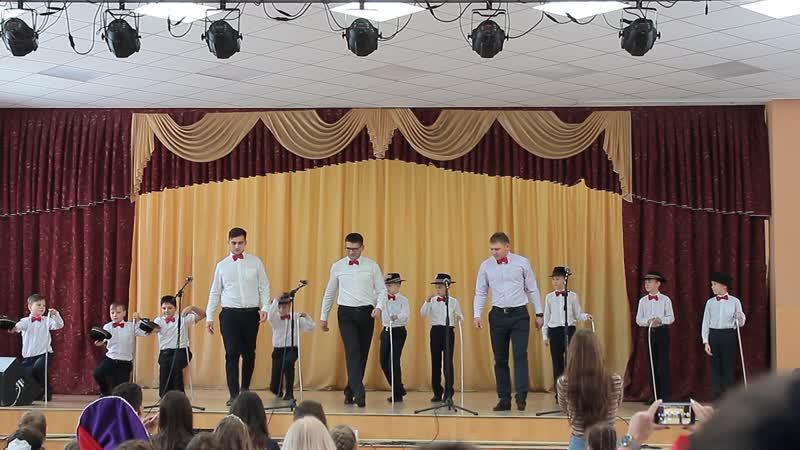 Фестиваль искусств танец Джентльменов 23.11.2018