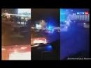 Два человека сгорели заживо в тройной аварии на МКАД