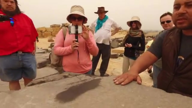 видео Brien Foerster....Yousef Awyan -..Ancient Advanced Technology in Egypt...