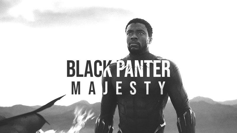 MAJESTY | black panther