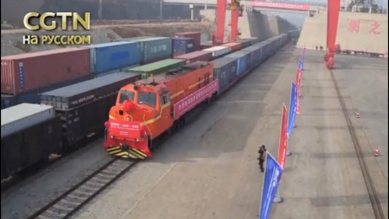 Порт Ляньюньган на востоке Китая стал новыми морскими воротами стран ШОС