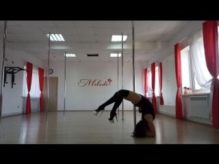 Exotic Pole Dance   Diana M