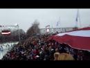 20 01 18 Riga khl game din r din minsk на свежем воздухе