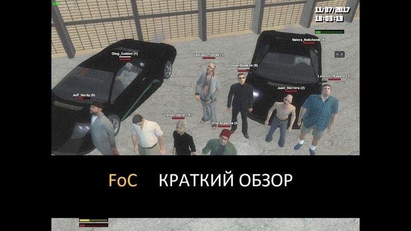 FoC Краткий обзор