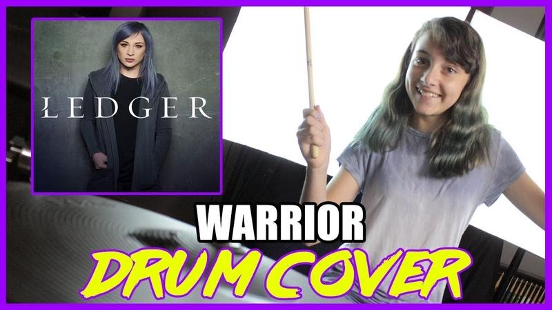 LEDGER - Warrior (Feat. John Cooper) - Drum Cover