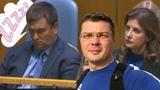 Ш0K | Министр Климкин уснул во время выступления Порошенко в 00H