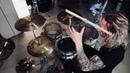 Wyatt Stav Motionless in White 570 Drum Cover
