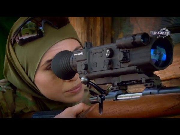 Хрупкие красавицы или машины для убийства: женский батальон снайперов - Инсайдер, 18.01.2017