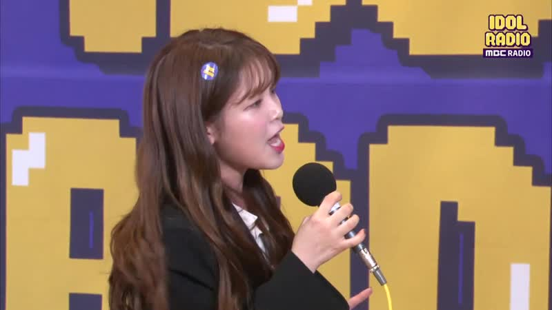 · Radio · 181107 · OH MY GIRL Seunghee 1 2 3 Seungri cover · MBC IDOL RADIO ·