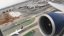 Massive Blue Engines Incredible HD Boeing 777 200LR Takeoff From Los Angeles California
