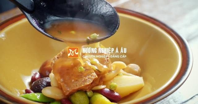 Bò Nấu Đậu Chay - Món Ăn Chay Chuẩn 5 Sao Cho Ngày Rằm   Hướng Nghiệp Á Âu