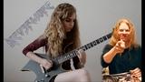 NEVERMORE - The River Dragon Has Come - solo cover