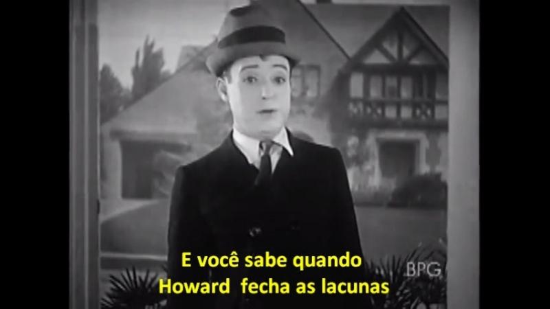 Apresentando Harry Langdon - 1929 - Legendado (Primeiro Filme Falado de Harry Langdon)