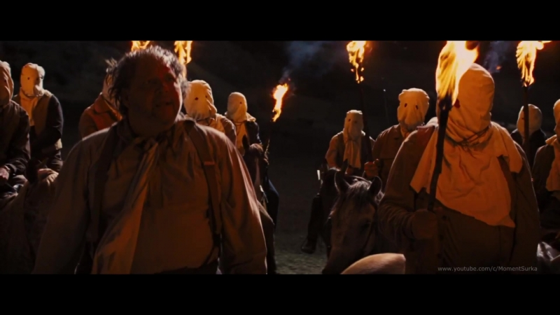 В яблочко Эпизод к ф Джанго освобождённый англ Django Unchained