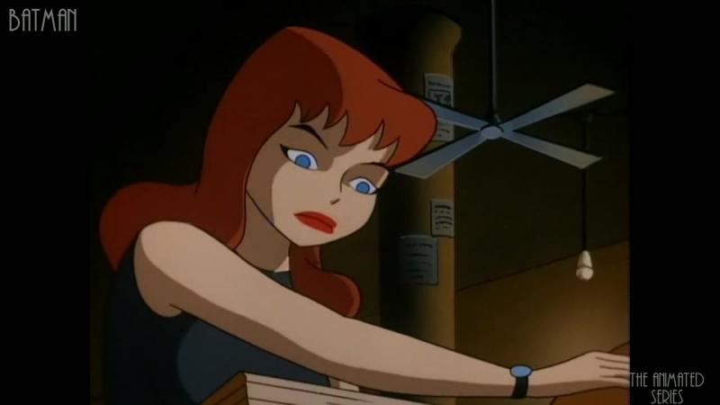 Бэтмен 1 57 Тень летучей мыши Часть I Shadow of the Bat Part I Batman The Animated Series