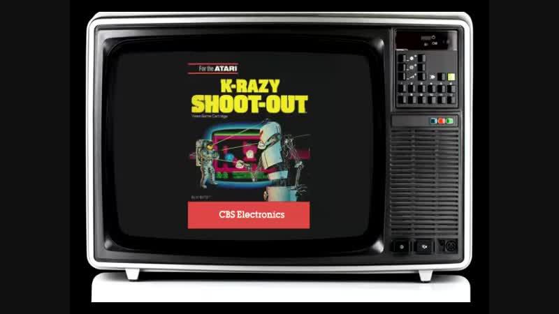 Atari K Razy Shootout