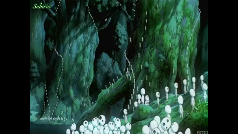 Mononoke Hime (OST Princess Mononoke) (OST Принцесса Мононоке) FSG Sabiria