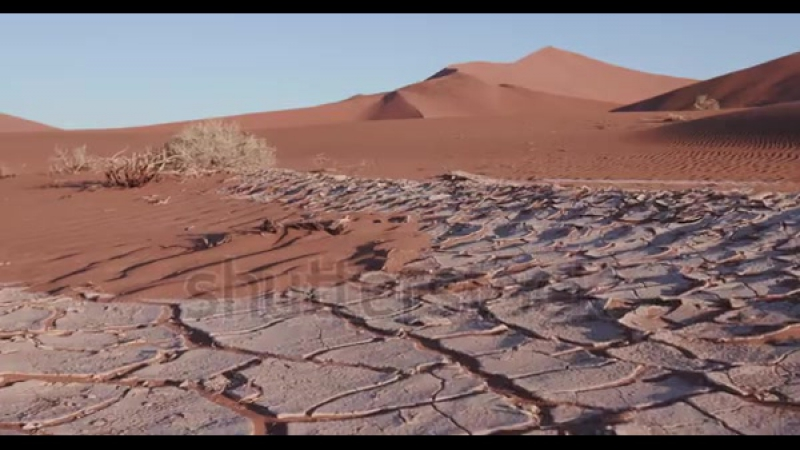 Stock-footage--k-close-up-moving-shot-of-dried-cracked-mud-inside-the-namib-naukluft-national-park