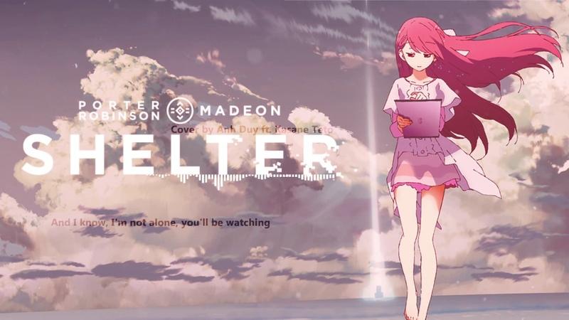 【Kasane Teto English】Shelter - Porter Robinson Madeon【UTAUカバー】