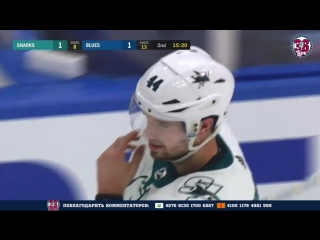 Сент-Луис - Сан-Хосе (НХЛ)