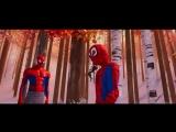 Новый трейлер полнометражного мультика Человек-паук: Через вселенные!