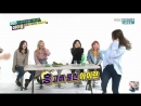 Irene dance @ Weekly Idol