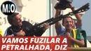 Bolsonaro diz vamos FUZILAR a petralhada do Acre e provoca discussão