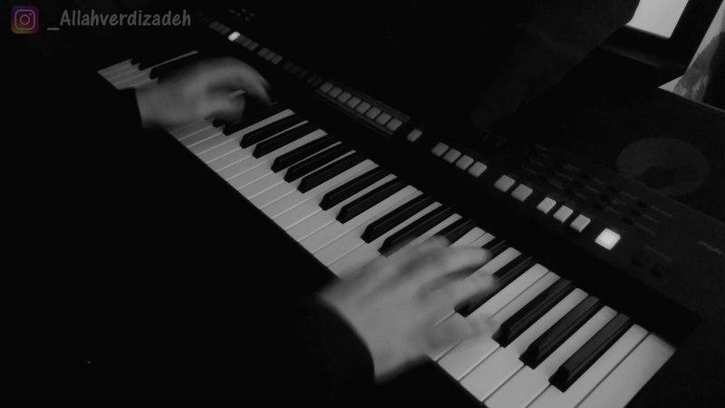 Очень красивая мелодия на пианино Hüseyn Abdullayev Heyat Davam Edir Жизнь продолжается