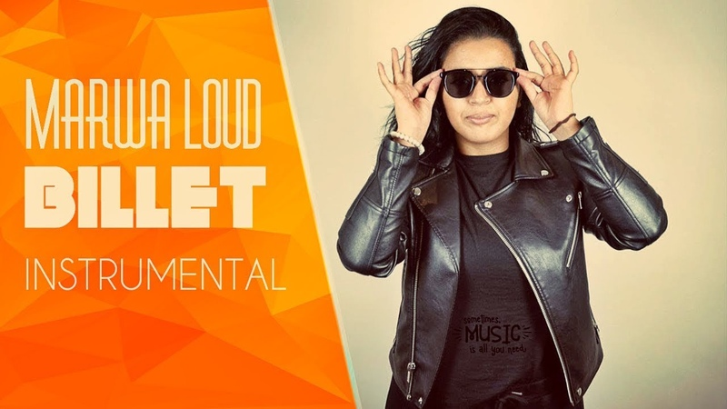 Billet Marwa Loud - Instrumental Trap