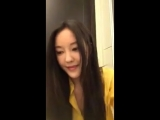 [IG] 180512 Hyomin Instagram Live Video (not mirrored)