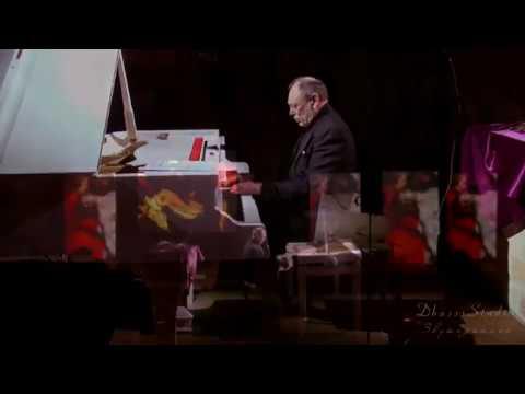 Юрий Дикий играет И.С.Баха в Одесской кирхе Св. Павла, март 2018