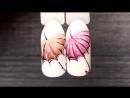 ☔ Зонтик с Каплями Дождя ☔ Осенний Дизайн Ногтей Гель-лаком для Маникюра _ Объём