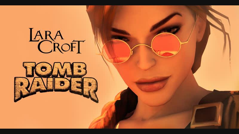 1.15 Tomb Raider (1996) - Прохождение [Уровень 15 Бегство]