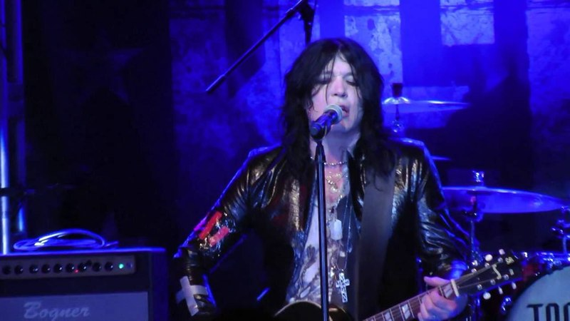 Tom Keifer (Cinderella) - Heartbreak Station LIVE 2016 Canyon Club, Agoura Hills, CA