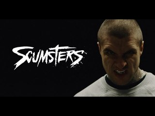 SCUMSTERS - F#CK ALL WHO DONT BELIEVE IN ME (OFFICIAL MUSIC VIDEO)