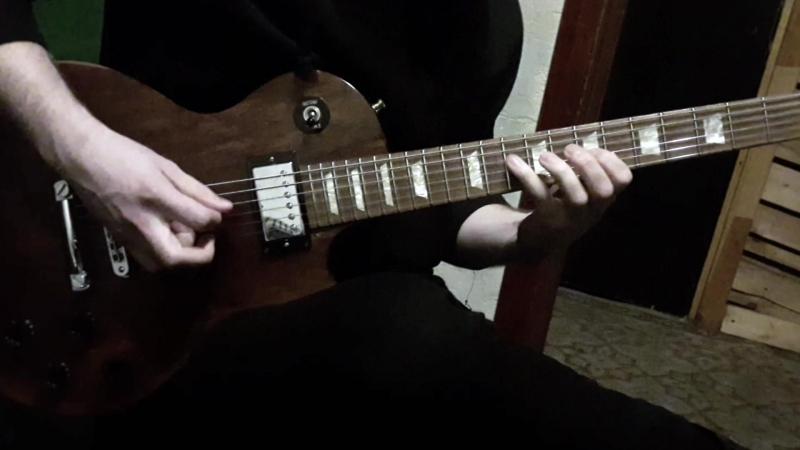 Solo Recording by guitarplayspb (www.guitar-play.ru)