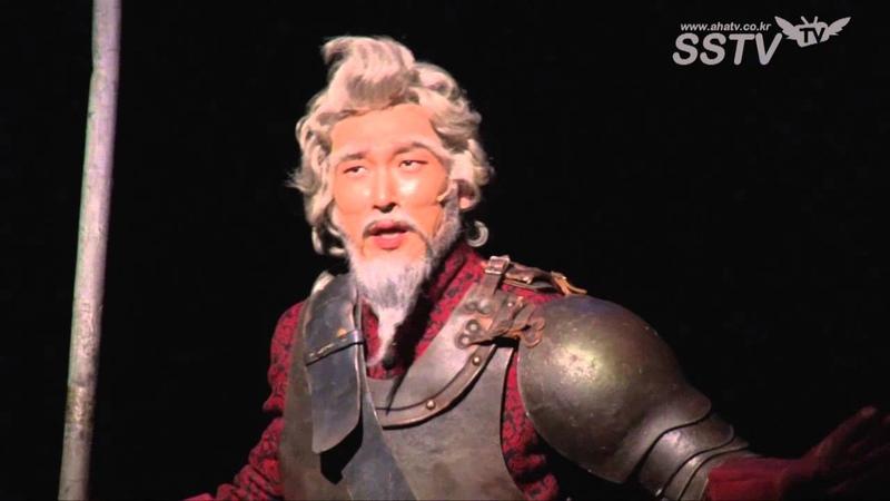 [SSTV] '맨오브라만차' 조승우, 돈키호테의 귀환 '꿈을 노래하다~'