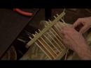 Плетение из лозы Прямоугольное донышко Wickerwork