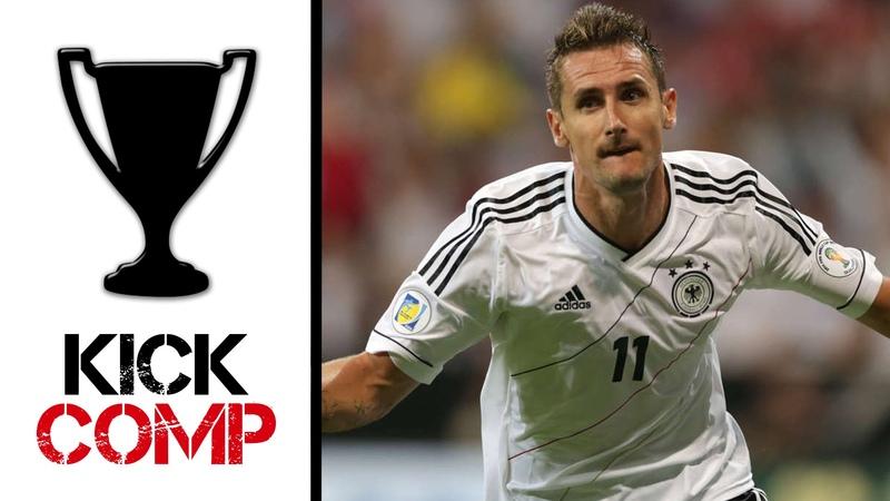 Die besten deutschen WM Tore 1990-2010 | KickComp