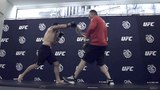 UFC Fight Night 128 open workout: Frankie Edgar