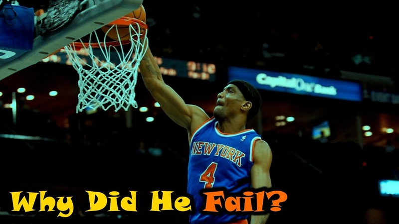 The Greatest Dunker Who FAILED In The NBA