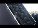 Звуковая установка развертывание на площадке