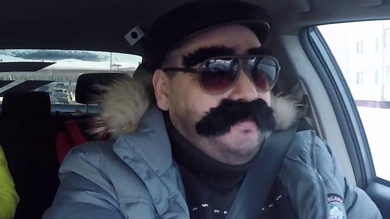 ШОК таксист грузин пранк №1