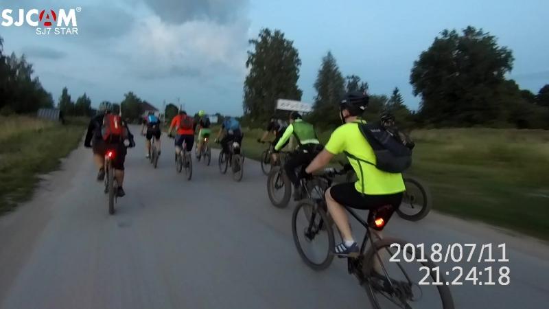 ВелоСреда 11.07.18 А какая красота вокруг ...и бодрый темп!
