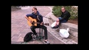 BRADFORD BUSKER Frankie Porter Sings I Can Hear Music