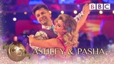 Ashley and Pasha Foxtrot to 'Orange Coloured Sky' by Natalie Cole - BBC Strictly 2018