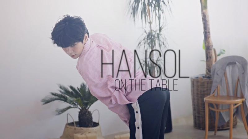 Kim minsung on the table
